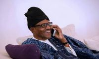Once again, Buhari strikes from abroad