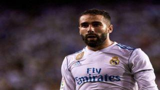 Dani Carvajal  backs Zinedine  Zidane to succeed  at Real Madrid