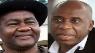 APC Gubernatorial Ticket:  Abe Dares Amaechi  …Uses surrogates to launch missiles