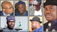Amaechi : Men who allegedly betrayed him