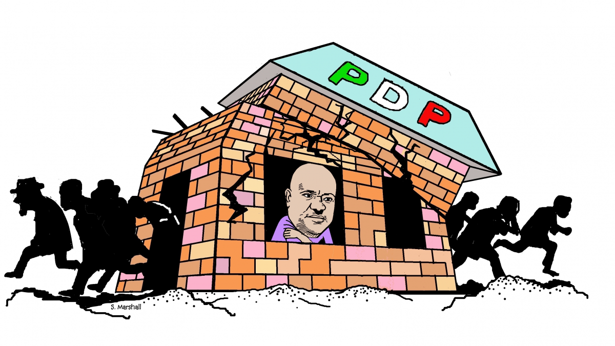 Crisis in Wike's PDP