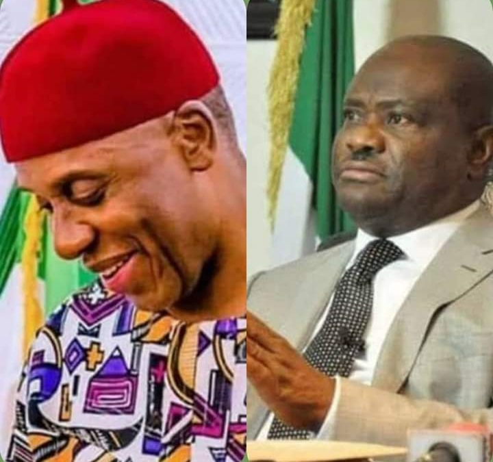 Update: How Amaechi, Wike plan to spend their time