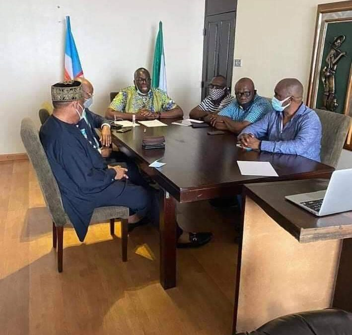 Pitching camps in the APC: Ibiamu's new friends