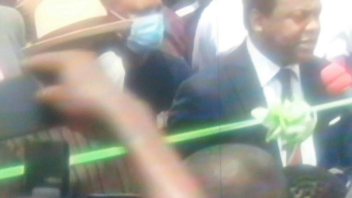 Wike delivers okoro – Nu – Odo overhead bridge