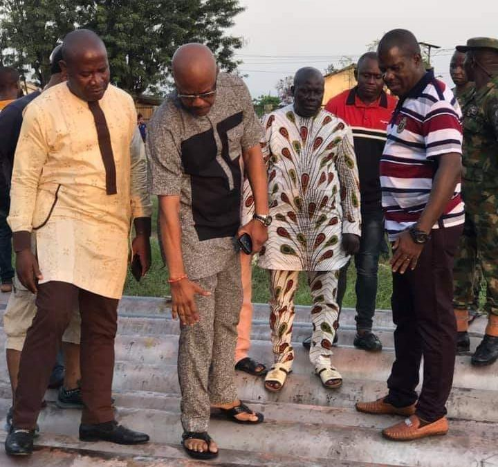 Okrika Local Government Council Chairman: Kidnappers demand N150 million