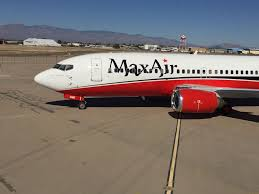 Max Air leaves passengers stranded