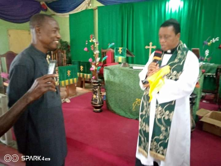 Anglicans honour Nwuke despite Wike's unfounded claims