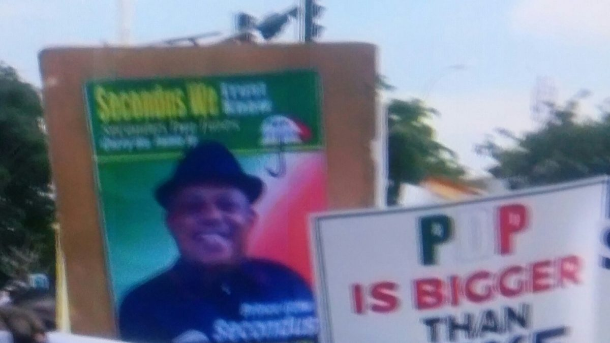 Secondus beats Wike, loses 2 months