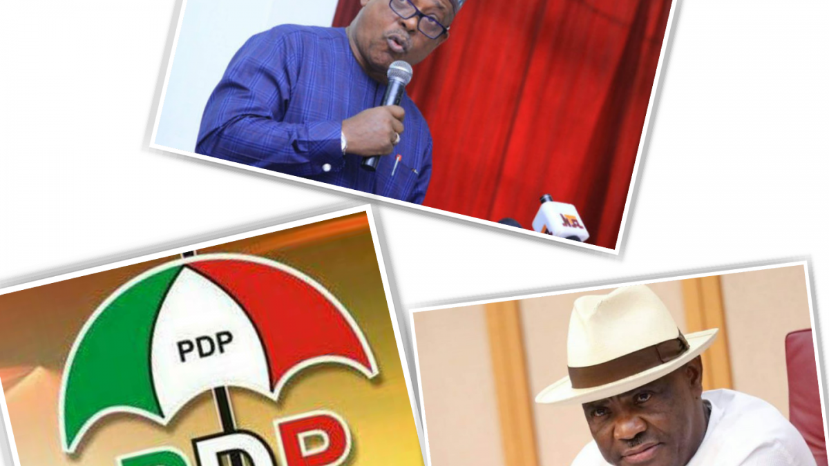 2 Reasons Wike and Secondus are fighting dirty